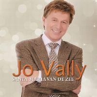 Cover Jo Vally - Santa Maria van de zee