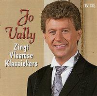 Cover Jo Vally - Zingt Vlaamse klassiekers