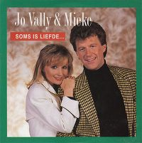 Cover Jo Vally & Mieke - Soms is liefde...