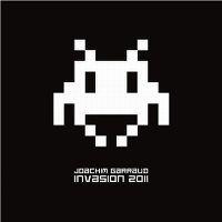 Cover Joachim Garraud - Invasion 2011