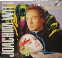 Cover Joachim Witt - Das Supergesicht