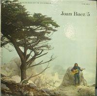 Cover Joan Baez - 5