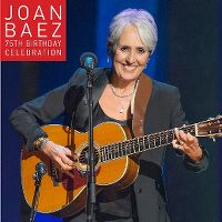 Cover Joan Baez - 75th Birthday Celebration