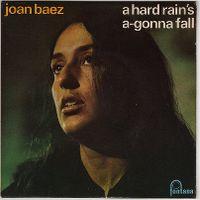 Cover Joan Baez - A Hard Rain's A Gonna Fall