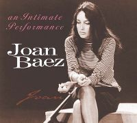 Cover Joan Baez - An Intimate Performance