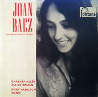Cover Joan Baez - Barbara Allen