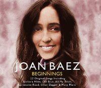 Cover Joan Baez - Beginnings