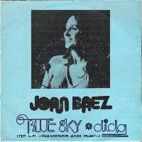 Cover Joan Baez - Blue Sky
