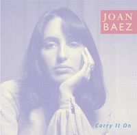 Cover Joan Baez - Carry It On