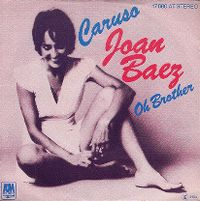 Cover Joan Baez - Caruso