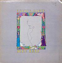 Cover Joan Baez - David's Album