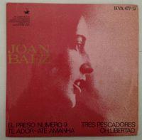Cover Joan Baez - El preso numero nueve