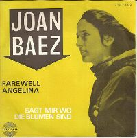 Cover Joan Baez - Farewell, Angelina