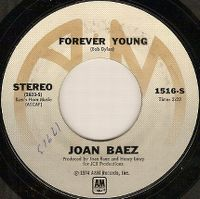 Cover Joan Baez - Forever Young