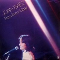 Cover Joan Baez - From Every Stage