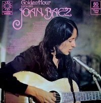 Cover Joan Baez - Golden Hour Presents Joan Baez