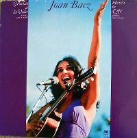 Cover Joan Baez - Gracias a la vida