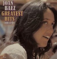 Cover Joan Baez - Greatest Hits Vol. 2