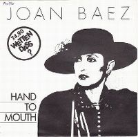Cover Joan Baez - Hand To Mouth