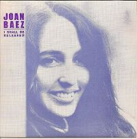 Cover Joan Baez - I Shall Be Released