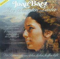 Cover Joan Baez - Ihre schönsten Lieder