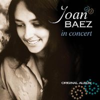 Cover Joan Baez - In Concert