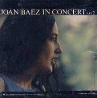 Cover Joan Baez - In Concert Part 2