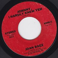 Cover Joan Baez - Johnny, I Hardly Knew Yeh