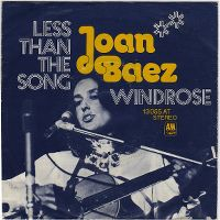 Cover Joan Baez - Less Than The Song