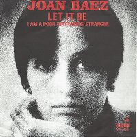 Cover Joan Baez - Let It Be