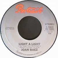 Cover Joan Baez - Light A Light