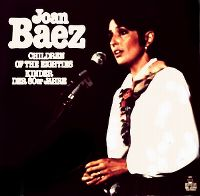 Cover Joan Baez - Live Europe 83 - Children Of The Eighties