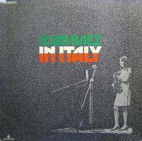 Cover Joan Baez - Live In Italy