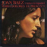 Cover Joan Baez - Maria Dolores