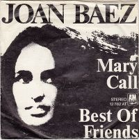 Cover Joan Baez - Mary Call