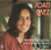 Cover Joan Baez - No nos moveran