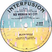 Cover Joan Baez - No Woman No Cry (Live)