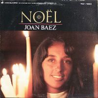 Cover Joan Baez - Noël