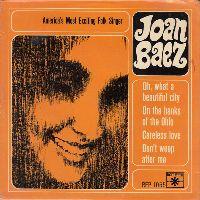 Cover Joan Baez - O What A Beautiful City