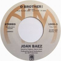 Cover Joan Baez - Oh Brother