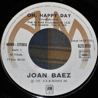 Cover Joan Baez - Oh Happy Day