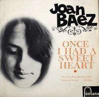 Cover Joan Baez - Once I Had A Sweetheart