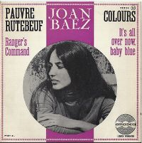 Cover Joan Baez - Pauvre Rutebœuf
