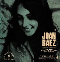 Cover Joan Baez - Plaisir d'amour