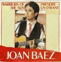Cover Joan Baez - Prendre un enfant
