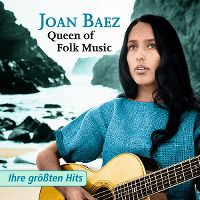 Cover Joan Baez - Queen Of Folk Music - Ihre größten Hits