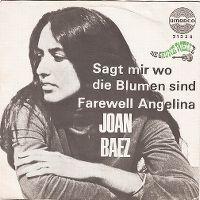 Cover Joan Baez - Sag mir wo die Blumen sind