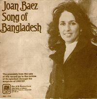 Cover Joan Baez - Song Of Bangladesh