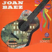 Cover Joan Baez - Songs Of The USA
