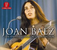 Cover Joan Baez - The Absolutely Essential 3 CD Collection